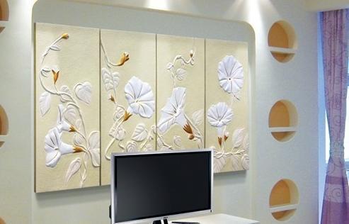 雅美家创意3d背景墙加盟是广州市银元世纪家居用品有限公司研发的