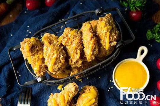哆蜜哆汁韩式炸鸡加盟