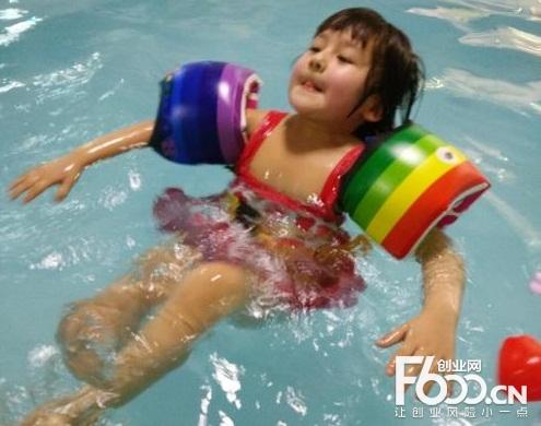 乐悠宝宝婴儿游泳馆