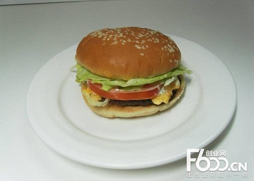 乐基儿汉堡