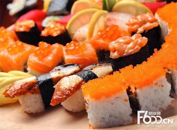 原点寿司加盟