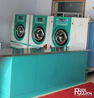 优可利自助洗衣