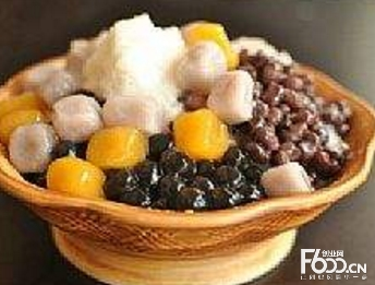 A果族甜品加盟