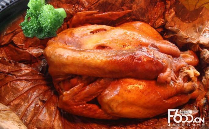 乾隆宴御品叫化鸡