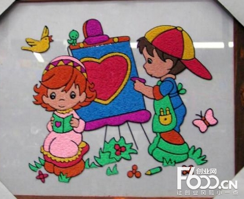 跟我来吧手工坊儿童玩具加盟