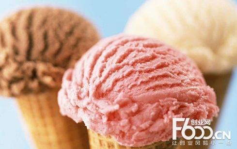 雪物语冰淇淋