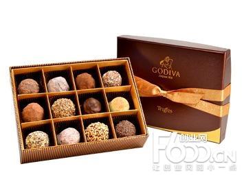 歌帝梵巧克力图片