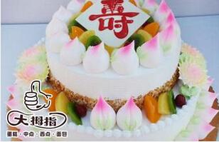 大拇指蛋糕