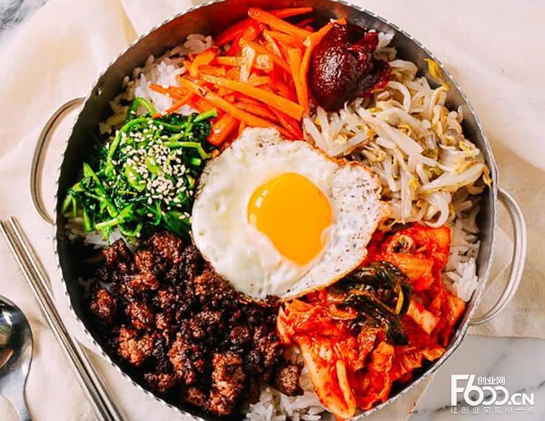 朴社长韩式拌饭