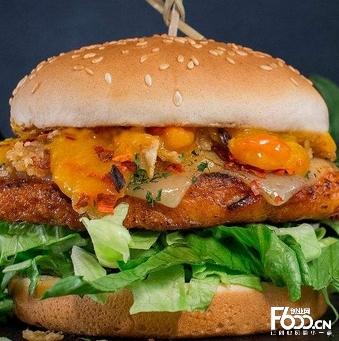 韦小堡汉堡图片