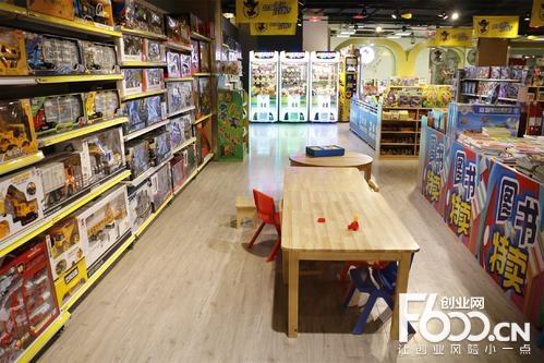 实体玩具店如何才能提高影响力?这里告诉大家/
