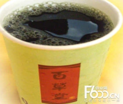 百草堂凉茶加盟