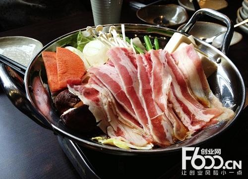 潮汕牛肉火锅