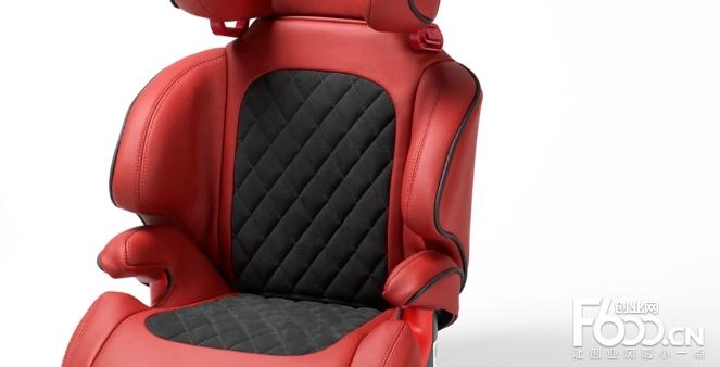 舒适美安全座椅