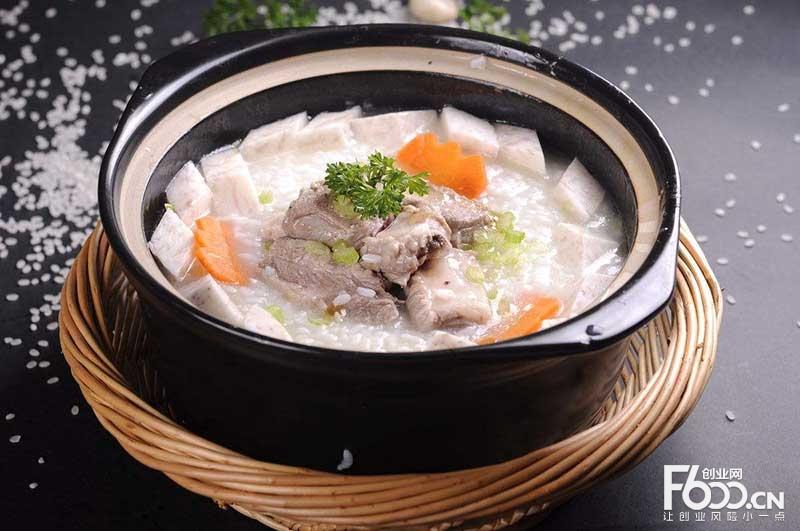 粥悦小碗砂锅粥加盟
