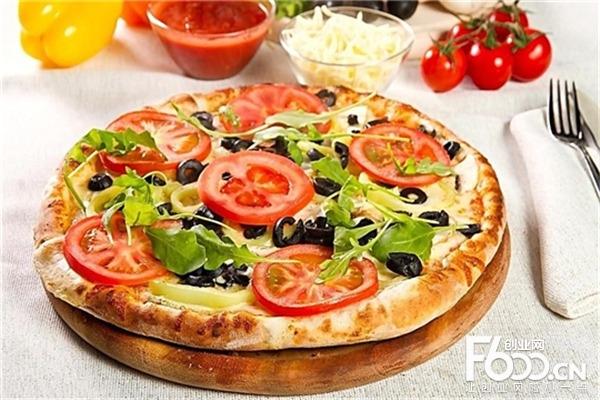 达美客披萨加盟