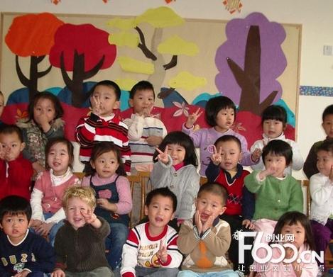 宋庆龄幼儿园加盟