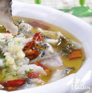 老外婆酸菜鱼