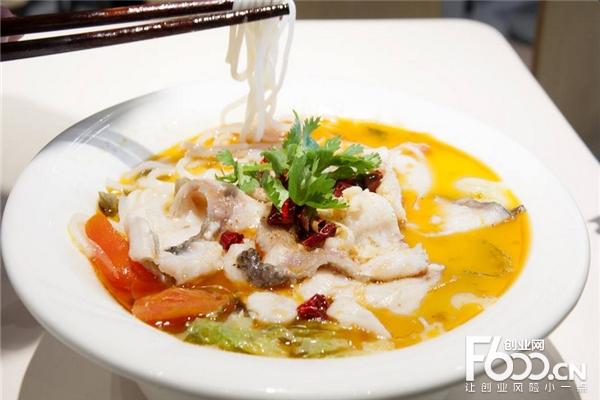 黄小庆酸菜鱼米线加盟