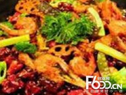 上海麻辣香锅加盟