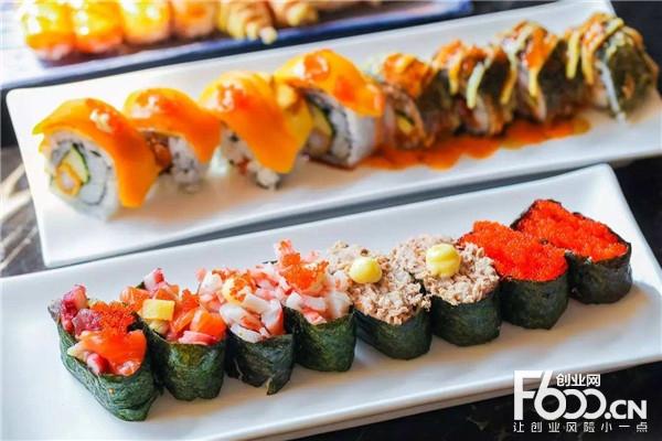 顺和寿司加盟