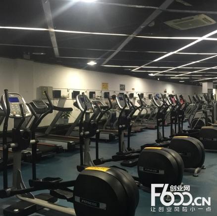 金仕堡健身房