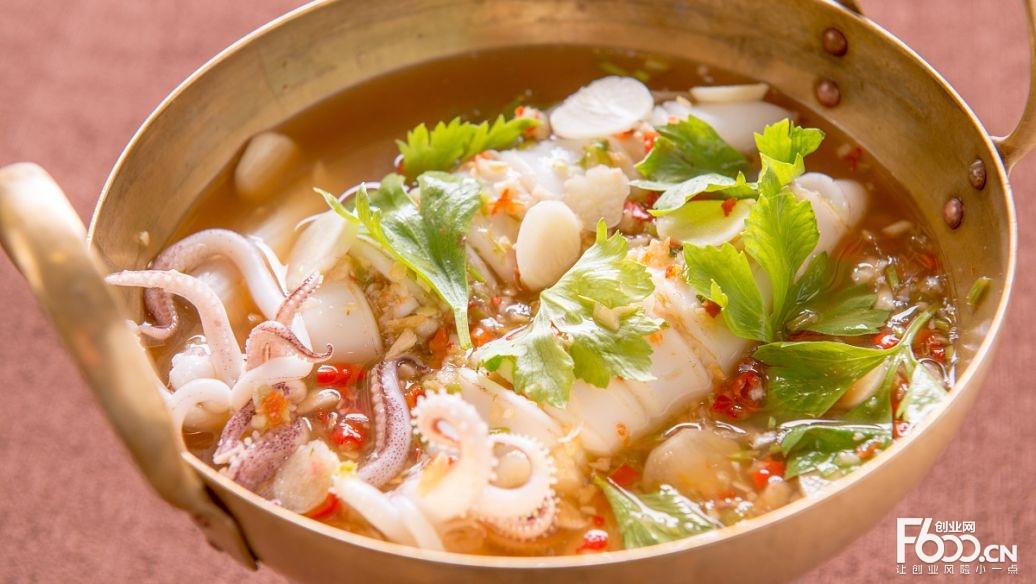 张记酸菜鱼加盟