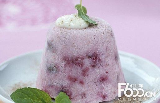 优格尔冻酸奶