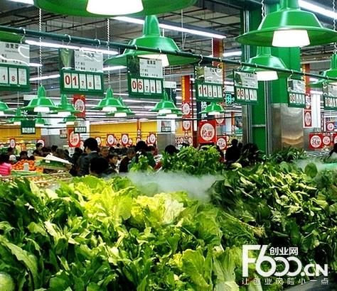 欧尚超市加盟