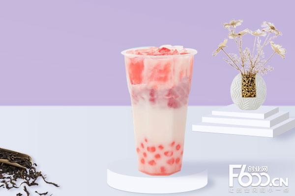 果语轩奶茶