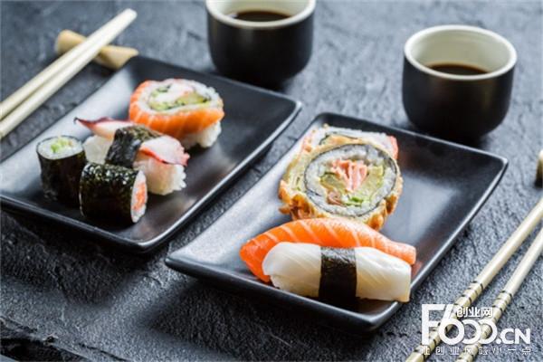 步竹寿司加盟