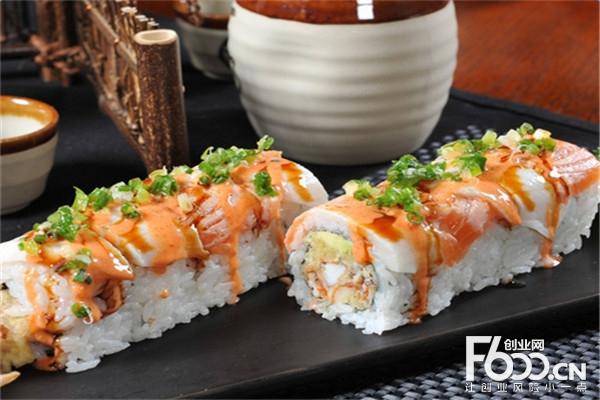 彦知寿司加盟