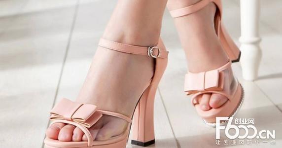 卓诗尼女鞋图片
