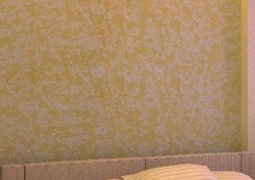 墙面欧式壁纸贴图