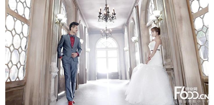 名人婚纱摄影