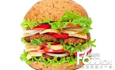大汉堡图片