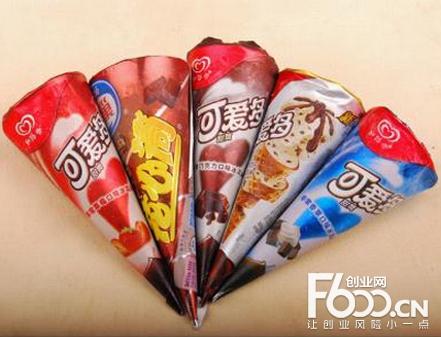 可爱多冰淇淋商家图片