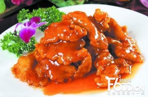 酥小仙锅包肉