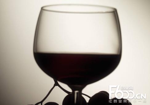金色名庄红酒