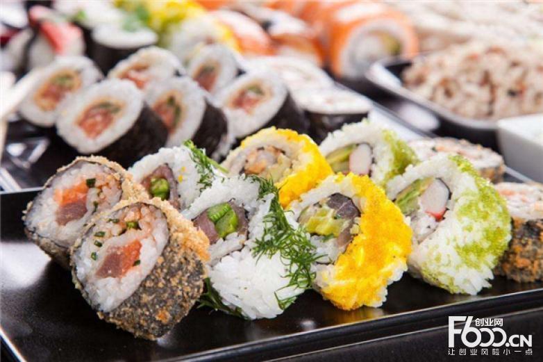暴走寿司加盟