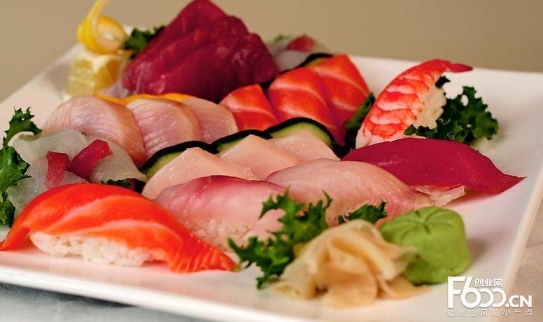 莲寿司图片