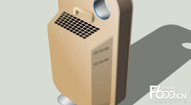 小趣空气净化器