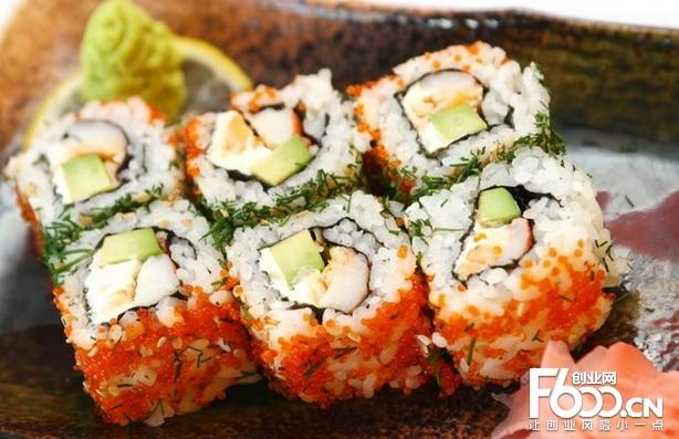 晓全寿司图片