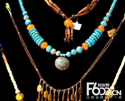 藏羚羊饰品