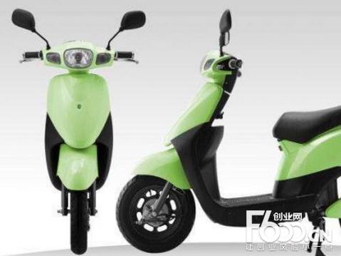 绿福源电动汽车