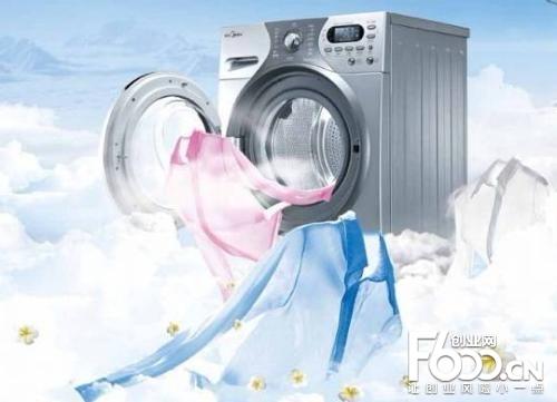 乐洗洗衣图片