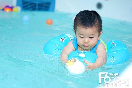 乐响宝贝婴儿游泳加盟