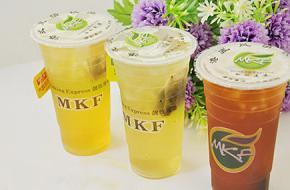 麦克风奶茶