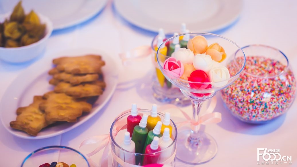 爱遇见甜品
