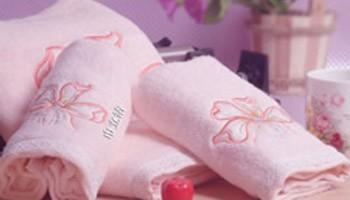 巾立洁毛巾